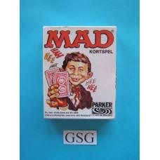 Mad kortspel nr. 60139-01 (Deenstalig)