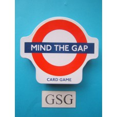 Mind the gap cardgame nr. G9016-01