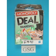 Monopoly deal nr. 0709 01723 104-01