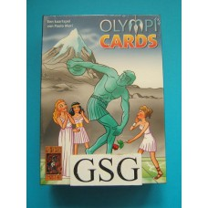 Olympi cards nr. 999-OLY01-00