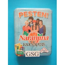 Pesten Naranjina en de kadekapers nr. 02906-00