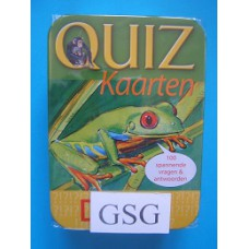 Quiz kaarten dieren nr. BVED4118-01