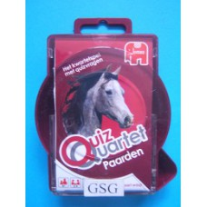 Quiz quartet paarden nr. 12300-00