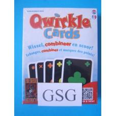 Qwirkle cards nr. 999-QWI04-00