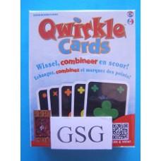 Qwirkle cards nr. 999-QWI04-01