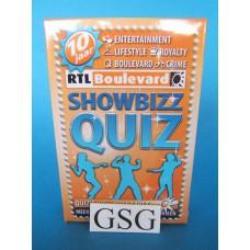 RTL Boulevard Showbizz quiz nr. 60205-01