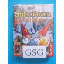 Saboteur het duel nr. 999-SAB03-00