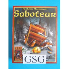 Saboteur nr. 999-SAB01-01