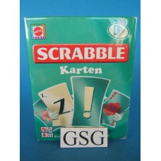 Scrabble karten nr. 52344-00