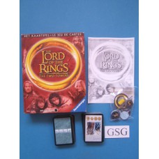 The Lord of the Rings the two towers het kaartspel nr. 27 217 2-02