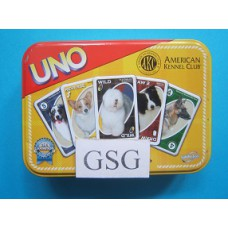 Uno american kennel club nr. 01600-11