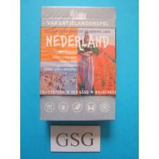 Vakantielandenspel Nederland nr. 61081-00