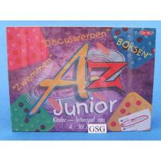 A-z junior nr. 01211-00