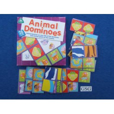Animal dominoes nr. 60434-02