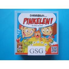 Commando Pinkelen! nr. 999-PNK01-01