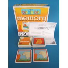 Dikkie Dik memory nr. 21 973 5-03