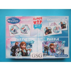Frozen super kit 4 in 1 nr. 08208-02