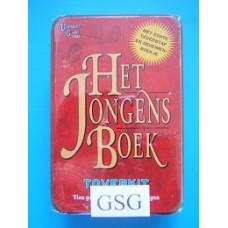 Het jongensboek toverkit nr. 17031-01