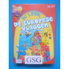 Ik leer de Europese vlaggen nr. 40258-00