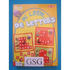 Ik leer de letters nr. 01940-00
