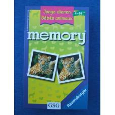 Jonge dieren memory nr. 00 461 4-01
