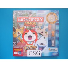Monopoly Junior Yo-Kai Watch nr. 0316 B6494 104-00