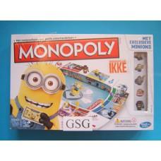 Monopoly verschrikkelijke Ikke (Minions) nr. 0314 A2574 104-00