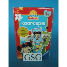 Ni Hao Kai-Lan kaartspel nr. 20 489 2-00