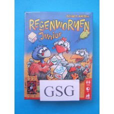 Regenwormen junior nr. 999-RGW07-00
