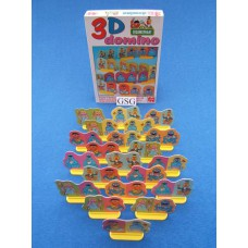 Sesamstraat 3D domino nr. 134