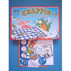 Snappie de kleine krokodil het snie-sna-snappie-spel nr. 06.01.027-02
