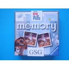 The secret life of pets memory nr. 21 224 8-00