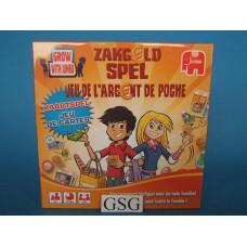 Zakgeld spel kaartspel nr. 12607-01