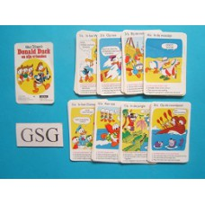 Donald Duck en zijn vrienden kwartet nr. 15.16.1000-02
