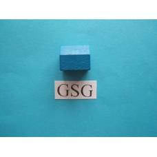 Dorp blauw (hout) nr. 60271
