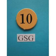 Getalfiche 10 (F) nr. 60319