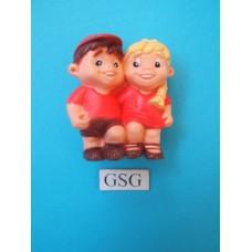 Hans & Grietje speelfiguur rood nr. 61024-02