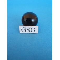 Bal 24 mm zwart 60494-02