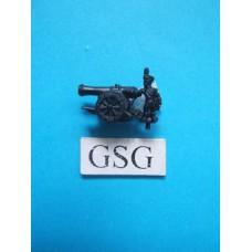 Artillerist zwart (10) nr. 60785-02