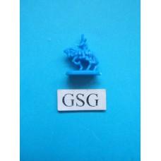 Cavalerist blauw (5) nr. 60778-02