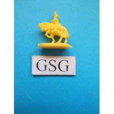 Cavalerist geel (5) nr. 60776-02