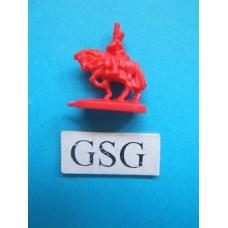 Cavalerist rood (1) nr. 60775-02