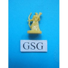 Elfen boogschutter geel (1) nr. 60710-02