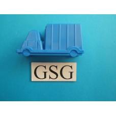 Vrachtauto blauw nr. 60551-02