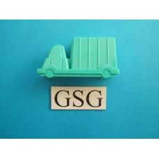 Vrachtauto groen nr. 60552-02
