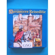 Carcassonne reiseditie nr. 999-CAR28-00