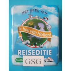Ik hou van Holland reiseditie nr. 06034-01