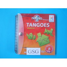 Magnetic travel games tangoes objects nr. SGT 130-00
