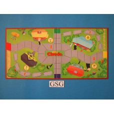 Cluedo junior spelbord nr. 14608 104-202