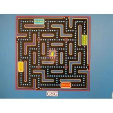 Pac Man spelbord nr. 601 4216 04-202